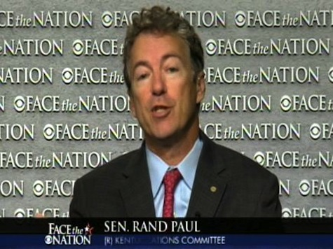 Rand Paul: It's Obama Who's Shutting Down Gov't