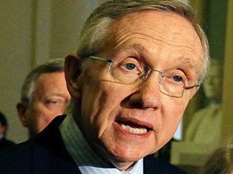 Reid: GOP 'Anarchists,' 'Hate' Federal Employees