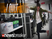 Writer Makes Dance Video To Tell Her Boss She Quits