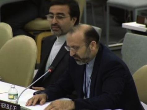Iran Responds To Netanyahu Speech: Nuke Program Just For Energy