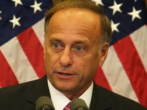 Steve King: Obama Throwing 'Largest Political Tantrum Ever'