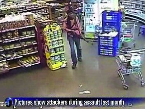 New Footage of Attackers from Kenyan Mall Security Cams