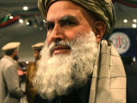 Bin-Laden 'Mentor' Runs For President In Afghanistan