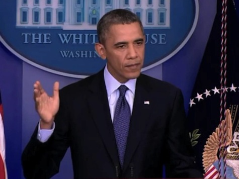 Obama: 'We Can't Make Extortion' Part Of 'Our Democracy'