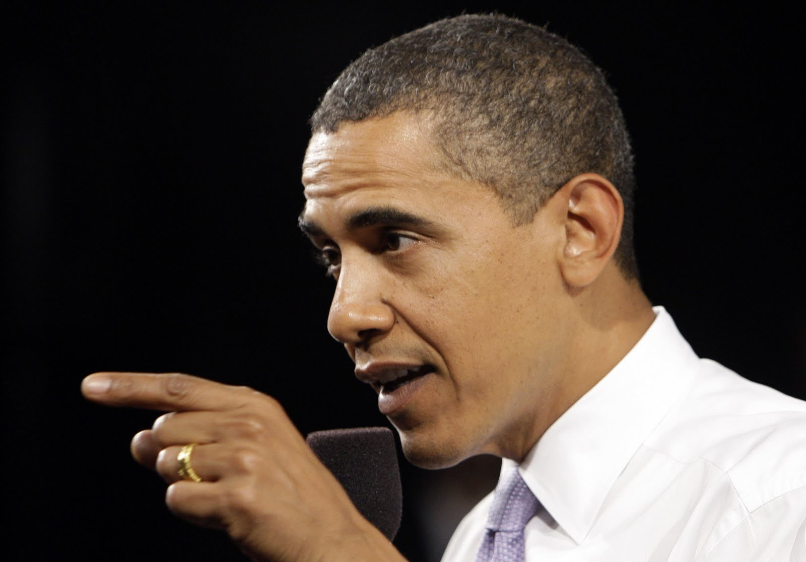 Obama Laments Republicans In 'Gerrymandered' Districts
