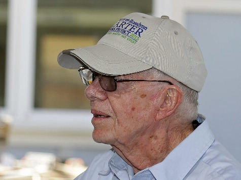 Jimmy Carter: Middle Class Today Resembles Past's Poor