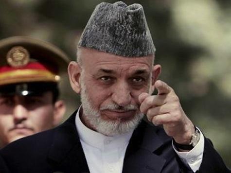 Afghan President Karzai: NATO Has Failed Afghanistan