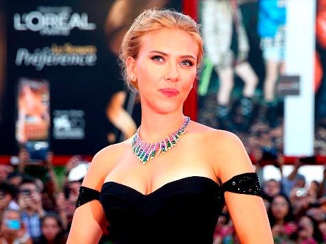 Scarlett Johansson Named Sexiest Woman Alive