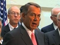 Boehner: 'It's Time For Leadership'