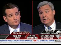Cruz Takes On CNN's Crossfire