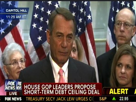 Boehner Taunts Press: 'If Ands and Buts Were Candy and Nuts Every Day Would Be Christmas'