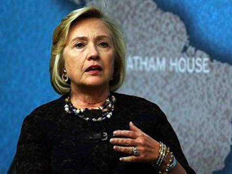 Clinton: America Not Weaker, Just 'More Shared Responsibility' with World