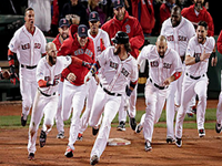 Saltalamacchia Walk-Off Lifts Sox