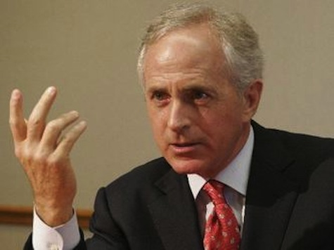 Corker: Dems 'Being One Tick Too Cute'