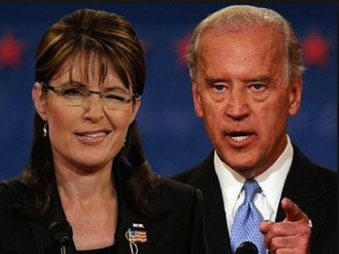 Sarah Palin: Tell Biden It's A 'BFD' One Person Signed Up For Obamacare In Delaware