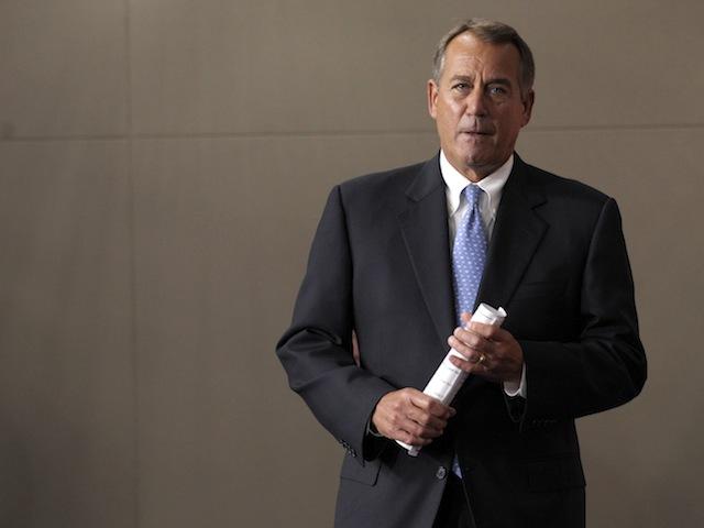 Gingrich: Boehner Happy To Let Media Attack Cruz