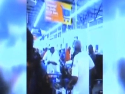 Wal-Mart Stampede Over Food Stamps Caused By Glitch