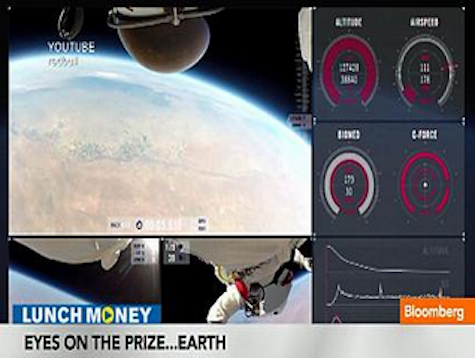 WATCH: 24-Mile Space Leap From The Eyes Of Jumper
