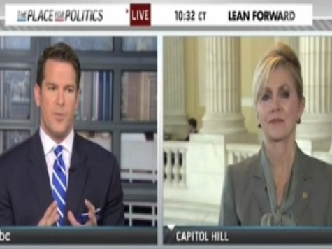MSNBC Host To GOP Rep: 'Do You Hate ObamaCare More Than You Love Your Country?'