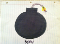 Autistic Student Suspended For Picture Of Game Cartoon Bomb