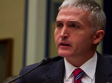 Gowdy Slams National Parks Service Director Over Closures