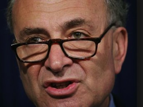 Schumer: GOP Plays 'Politics of Idiocy'