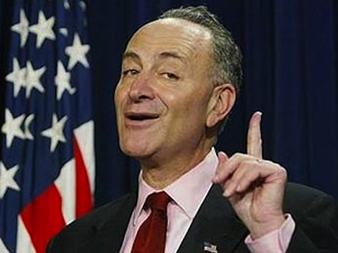 Schumer: GOP 'Learned a Lesson;' Cruz, Tea Party Have 'Peaked'