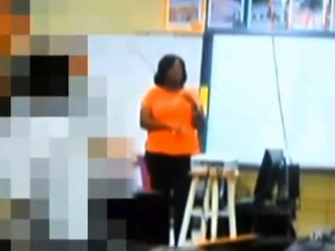 8th Grade Teacher Caught on Tape Swearing, Screaming at Students