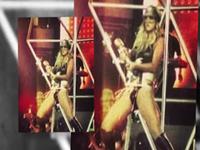 Ke$ha Uses Power Tools On Body For Dangerous Stunt During Concert