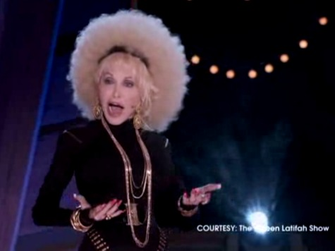 WATCH: Dolly Parton Raps About Twerking, Miley