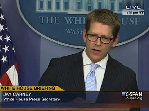 Carney Aloof On Whether People Will Be Penalized If ObamaCare Website Is Broken