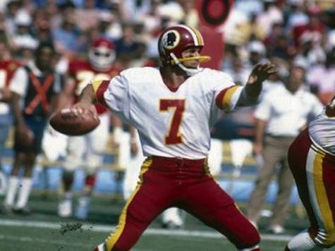 Joe Theismann: 'Honor' To Wear Redskins Uniform
