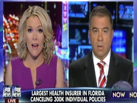 Bossie Takes On ObamaCare With Megyn Kelly