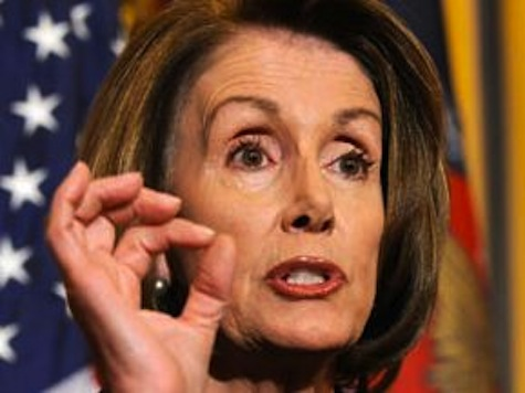 Pelosi: We Didn't Lose In 2010 Because Of ObamaCare