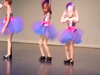 Happy Friday: Watch Tiny Tap Dancer Make Up Own Routine During Recital