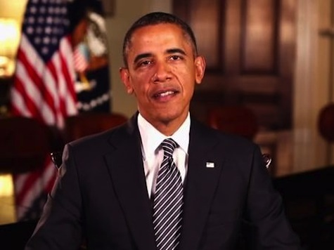 Obama Pushes Obamacare Site, 1-800 Number in Weekly Address