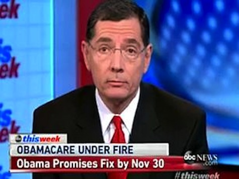 Senator Barrasso: Kathleen Sebelius 'Laughing Stock of America'
