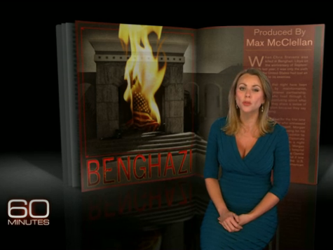CBS, '60 Minutes' Try to Atone for Benghazi Cover-Up