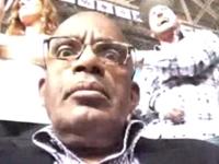 Al Roker Takes Hilarious Vine Selfie at Drake Concert