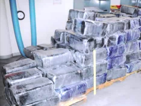 Teen Runs Red Light, Gets Busted for 5,000 Pounds of Marijuana