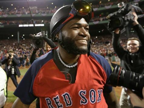 MVP Ortiz: Winning This World Series Is Special