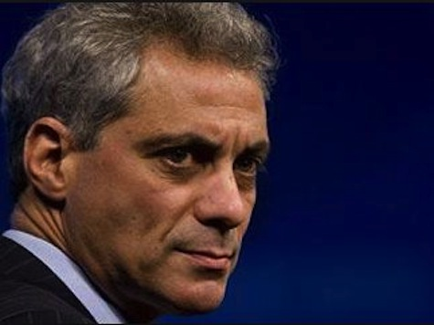 Rahm: Financial Bailout 'Spurred the Tea Party Reaction'