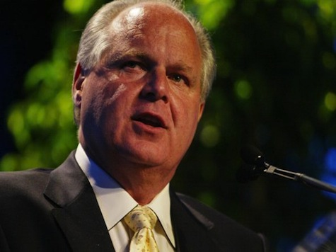 Limbaugh On Obamacare Lies: 'Nixon Resigned Over A Lie Nowhere Near This Big'