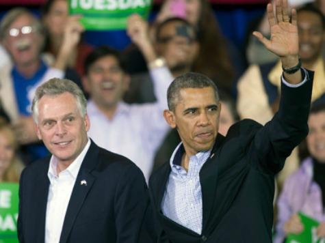 Obama: Vote for McAuliffe a Vote for Progress