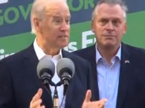 Biden: 'Don't Take This for Granted, Man'