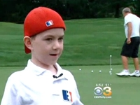 Watch: Six-Year-Old Raps About Golf