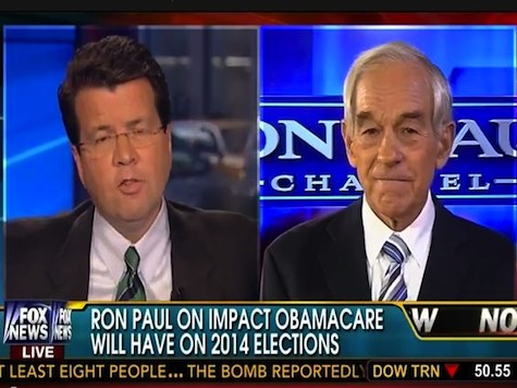 Ron Paul: Chris Christie Will 'Go the Way of Romney and McCain'