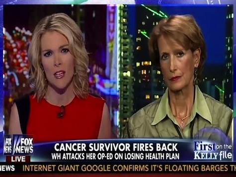 Cancer Stricken Woman Fires Back at White House