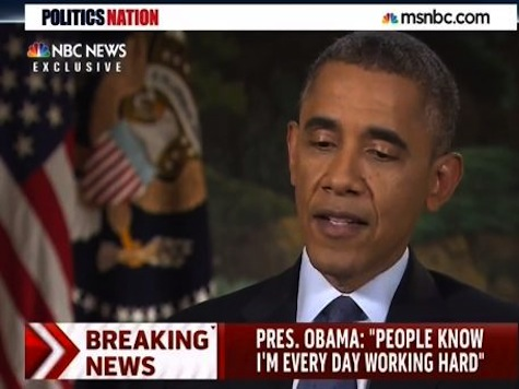 Chuck Todd to Obama: Americans Will Be More Skeptical Of Promises