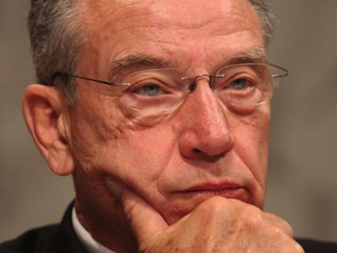 Grassley: Twitter Strengthening Our Democracy